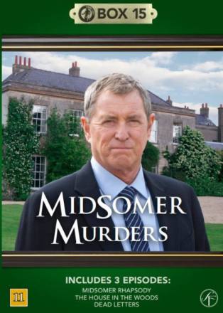 Midsomer Murders - Box 15 - DVD