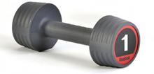 Reebok Rubber Handweight 1 kg