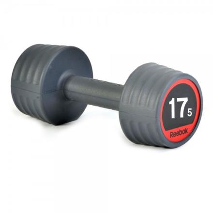 Reebok Handweight Rubber 17,5 kg