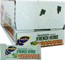 "Hel Låda ""Sandwich Cheese & French Herbs"" 24 x 30g - 38% rabatt"
