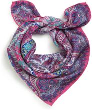 Scarf för kvinnor i 100% silke från Roeckl cerise