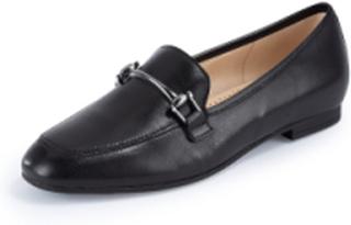 Loafers metalldetalj från Gabor svart