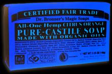 Tvålbar Citrus & Orange 140g - 85% rabatt