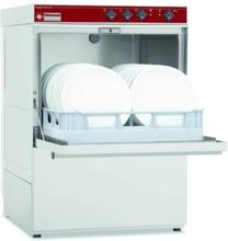 Underbordsopvaskemaskine - Indbygget blødgøring - 400V - 500 x 500 mm kurve