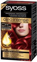 Hårfärg Oleo Intense Bright Red - 59% rabatt
