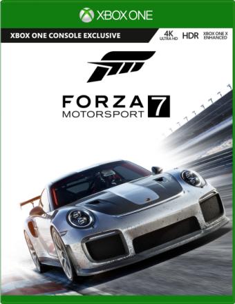 Forza Motorsport 7 Xbox Onelle