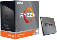 Ryzen 9 3950X CPU - 16 kerner 3.5 GHz - AM4 - Boxed (WOF - uden køler)