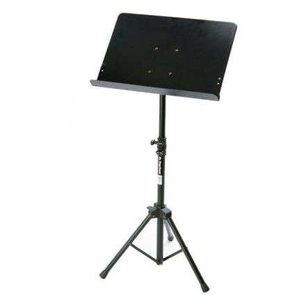 On-Stage - Conductor Sheet Music Stand (Black)