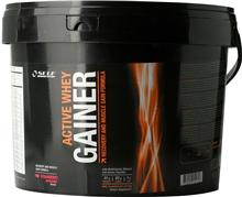 Active Whey Gainer 4 kg Mansikka