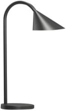 Sol lampa LED svart