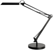 Swingo lampa LED svart