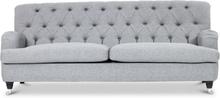 Howard Barkley rak 4-sits soffa - Valfri färg