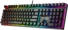 VPRO Keyboard Gaming V700RGB Mekaniskt Backlit Svart (nordic)