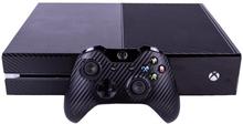 Kolfiber Skin för Xbox one konsol och Xbox One kontroller