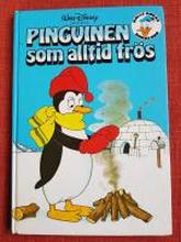 Pingvinen som alltid frös