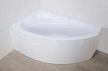 Hörnbadkar vänstermodell - Eko Plus Djup 39cm