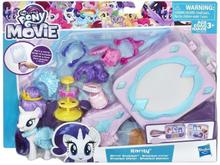 My Little Pony Mirror Boutique - Rarity lekesett med tilbehør