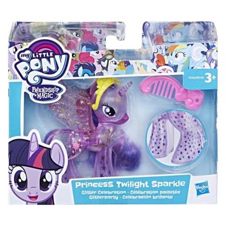 My Little Pony Princess Glitter Celebration Princess Twilight Sp