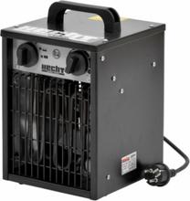 Värmefläkt med 3 steg - 2000W