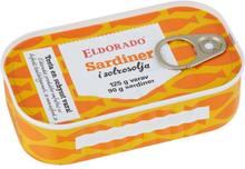 Sardiner I Olja