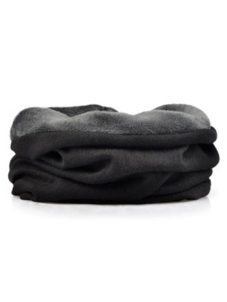 Dual Use Cashmere Winter Infinity Scarf