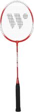 Badmintonracket (röd) ALUMTEC 215