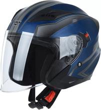 Motorcykelhjälm - XS