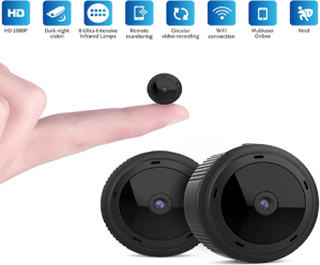 HD 1080P Wireless Wifi Camera Camcorder