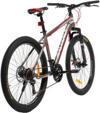 """Mountainbike Sport 26"""" - Grå & röd"""