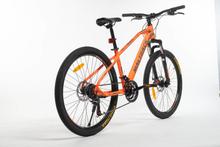 "Mountainbike Stripes 26"" - Orange/Grå"
