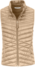Quiltet dunvest Fra Betty Barclay beige