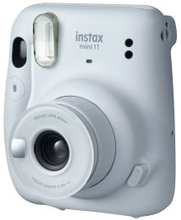 Fujifilm Instax Mini 11 White Instant Camera