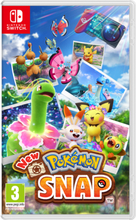 New Pokemon Snap - Switch - Eventyr