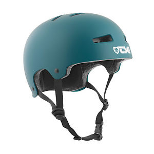 TSG hjelm - Evolution Solid Color Satin Dark Teal