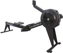 Concept2 Roddmaskin Modell E (PM5), svart, Concept2 Motionsutrustning kommersiell Modell E