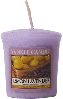 Yankee Candle Classic Mini Lemon Lavender Candle 49 g