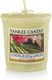 Yankee Candle Classic Mini Lemongrass & Ginger Candle 49 g