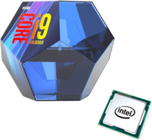 Core i9-9900K Coffee Lake S CPU - 8 kerner 3.6 GHz - LGA1151 - Boxed