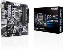 PRIME Z390M-PLUS Moderkort - Intel Z390 - Intel LGA1151 socket - DDR4 RAM - Micro-ATX