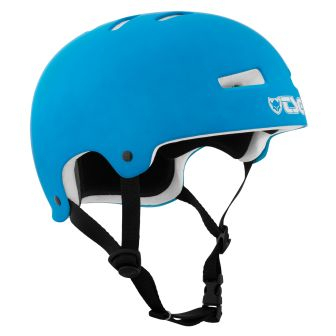 TSG hjelm - Evolution Solid Color Satin Dark Cyan