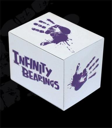 Slamm Infinity kuglelejesæt 4 stk.