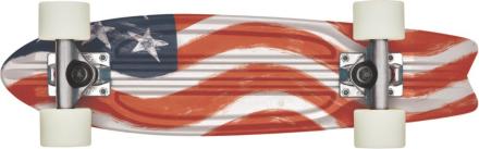 Globe Bantam Graphic ST Cruiserboard - American