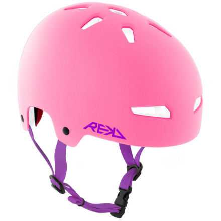 REKD Elite Hjelm - Pink