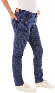Gant REGULAR GANT TWILL JEAN Blå Jeans till Tjej