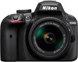 Nikon D3400 + AF-P 18-55/3,5-5,6 VR, Nikon