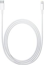 Apple Lightning till USB-C kabel (1m) vit
