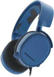 Arctis 3 Headset Blå
