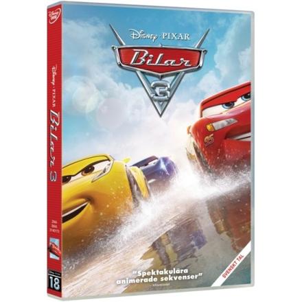 Disney Cars, DVD