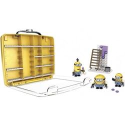Minions kuffert junior gul 22 x 30 x 4,5 cm - wupti.com