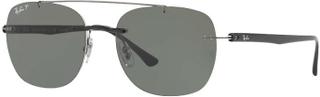 Ray-Ban Solglasögon Ray - Ban RB4280 RB4280 601 / 9A 55 Svart